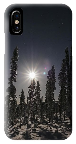 Moonlight Sonana IPhone Case