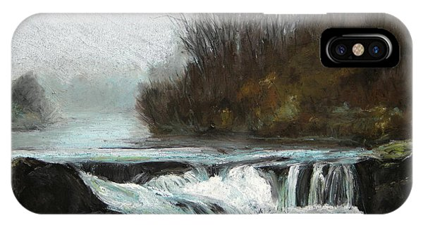 Moonlit Serenity IPhone Case