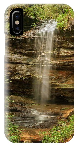 Moore Cove Falls IPhone Case