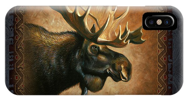 Yellowstone iPhone Case - Moose Lodge by JQ Licensing