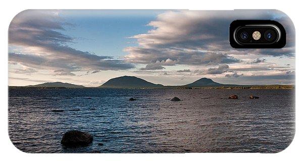 Moosehead Lake Spencer Bay IPhone Case