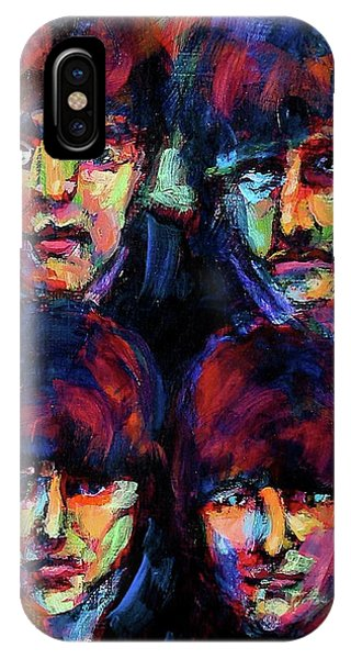 Mop Tops IPhone Case