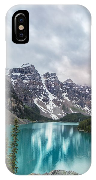 Moraine In The Summer IPhone Case