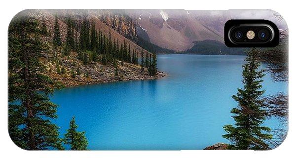 Moraine Lake IPhone Case