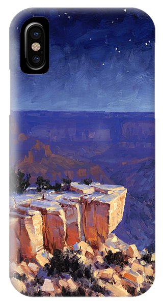 Grand Canyon iPhone Case - Moran Nocturne by Cody DeLong