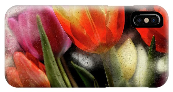 More Tulips IPhone Case