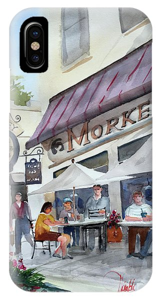 Morkes Spring IPhone Case