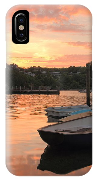 Morning Calm IPhone Case