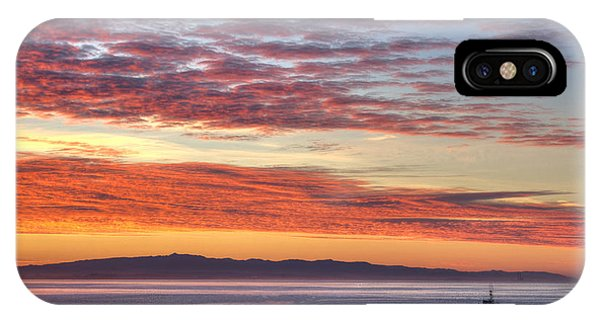Morning Catch IPhone Case