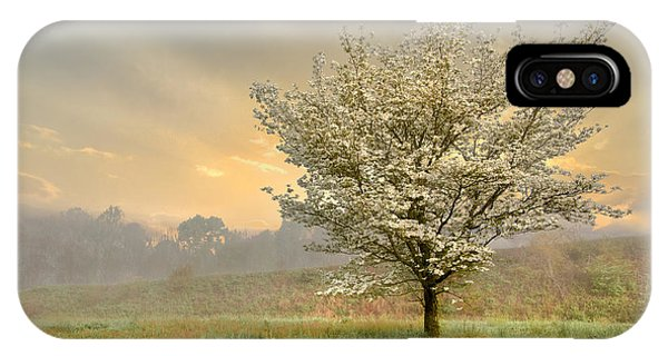iPhone Case - Morning Celebration by Debra and Dave Vanderlaan