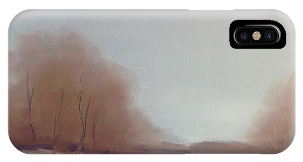 Morning Chill IPhone Case