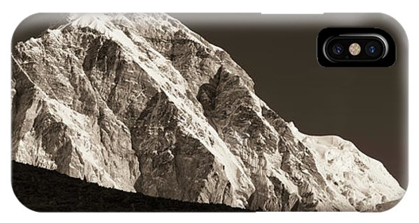 IPhone Case featuring the photograph Morning Climb To Kala Patthar by Owen Weber
