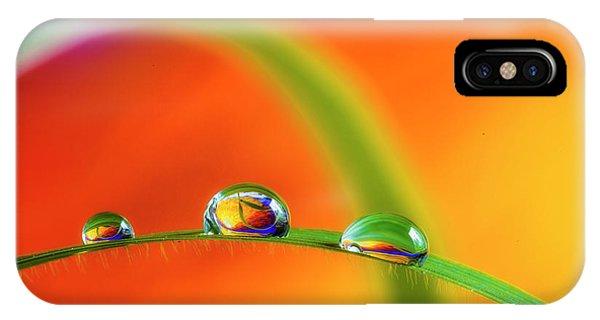 Salo iPhone Case - Morning Dewdrops by Veikko Suikkanen