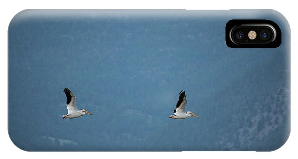 Morning Flight IPhone Case