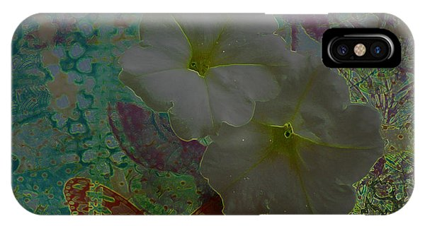 Morning Glory Fantasy IPhone Case