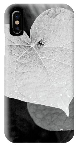 Morning Glory Heart IPhone Case
