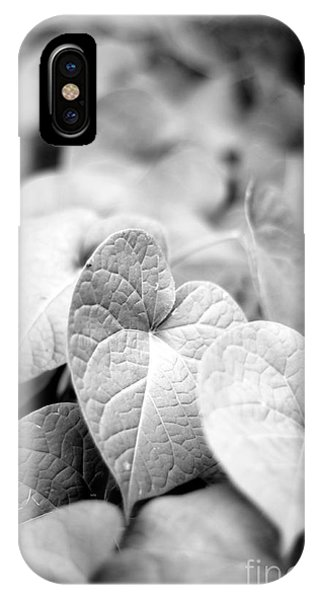 Morning Glory Vines IPhone Case