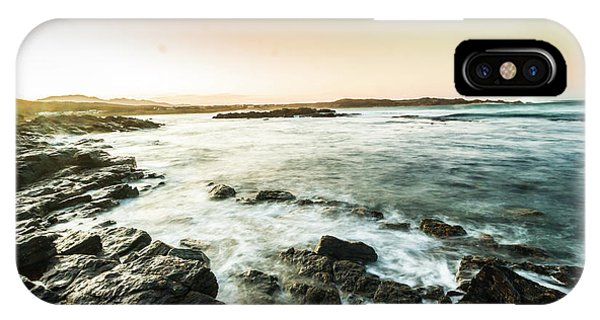 Beautiful Sunrise iPhone Case - Morning Glow by Jorgo Photography - Wall Art Gallery