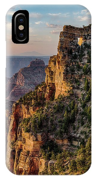 Morning Glow On Angels Window IPhone Case