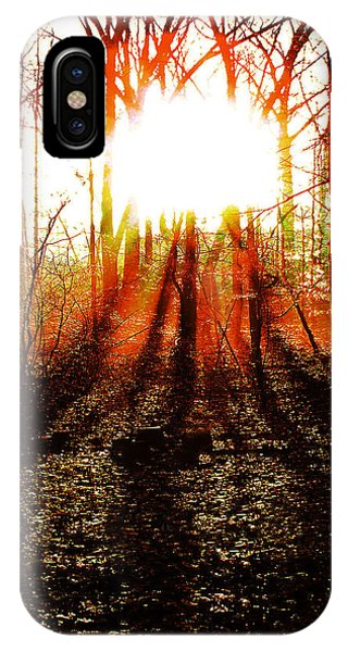Morning Glow IPhone Case