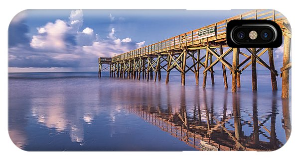 Morning Gold - Isle Of Palms, Sc IPhone Case