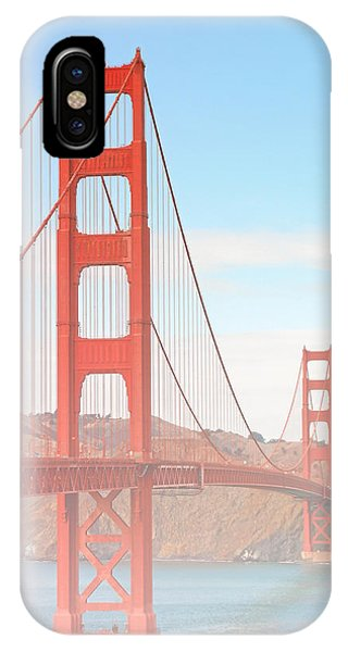 Morning Has Broken - Golden Gate Bridge San Francisco IPhone Case