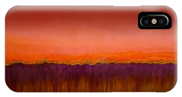 Morning Has Broken - Art By Jim Whalen IPhone Case