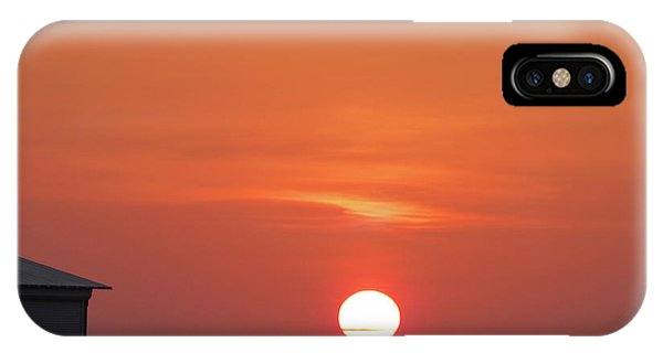 Morning Has Broken IPhone Case