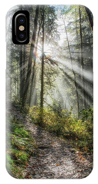 Morning Hike IPhone Case