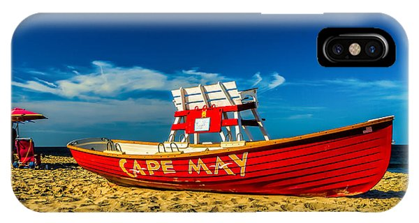 Morning In Cape May IPhone Case