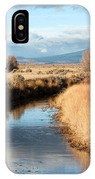 Morning In The Valley Phone Case by The Couso Collection