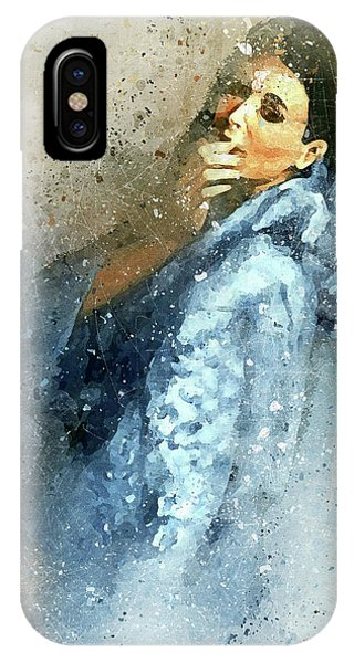 Morning Kiss-8 IPhone Case