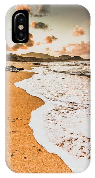 Beautiful Sunrise iPhone Case - Morning Marine Wash by Jorgo Photography - Wall Art Gallery