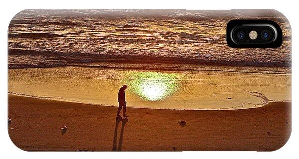 Morning Meditation IPhone Case