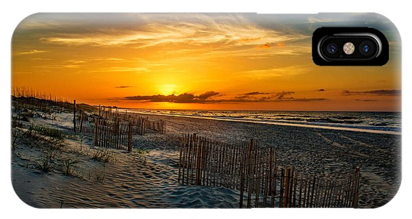 Morning On The Bogue Banks IPhone Case