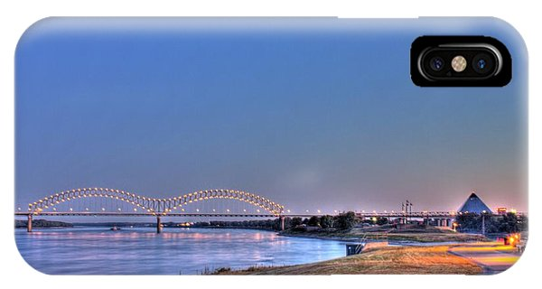 Morning On The Mississippi IPhone Case
