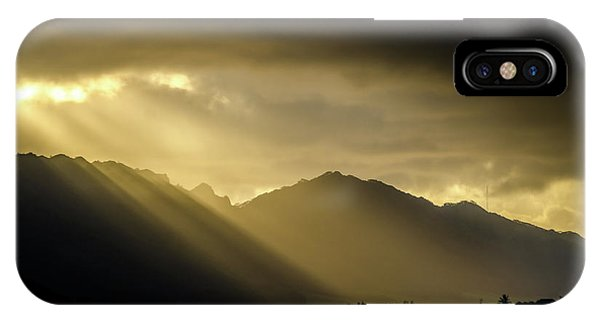 Morning Rays IPhone Case