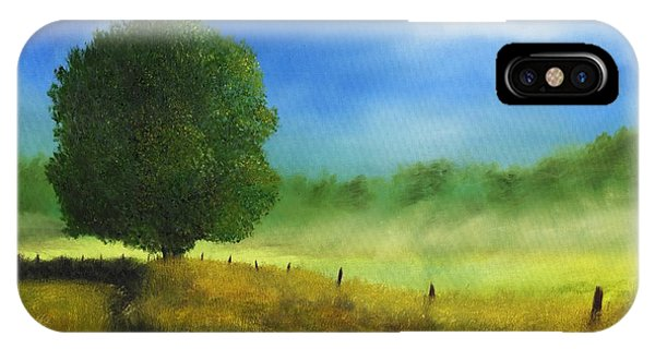 Morning Shade IPhone Case