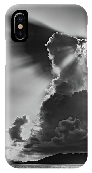 Morning Shadow IPhone Case