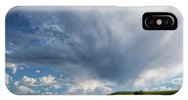 Morning Storm IPhone Case