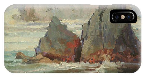 Coast iPhone Case - Morning Tide by Steve Henderson