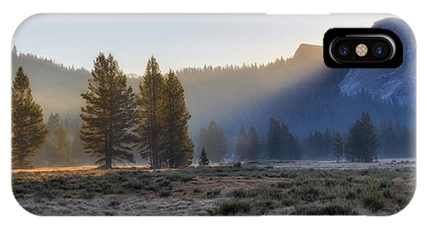 Morning Tuolomne  IPhone Case