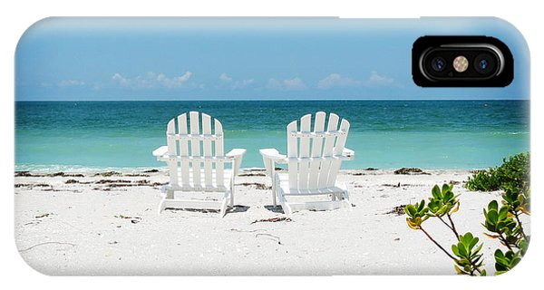 Sand iPhone Case - Morning View by Chris Andruskiewicz