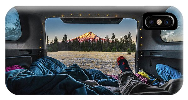 Morning Views IPhone Case