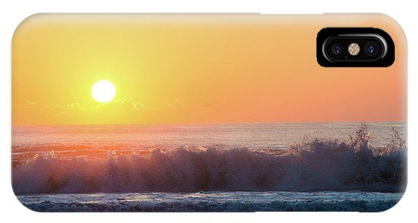 Morning Waves IPhone Case