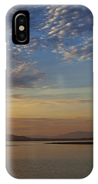 Morning's Colors Phone Case by Richard Stephen