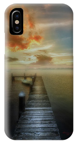 Mornings First Light IPhone Case