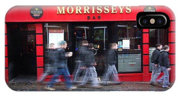 Morrissey IPhone Case