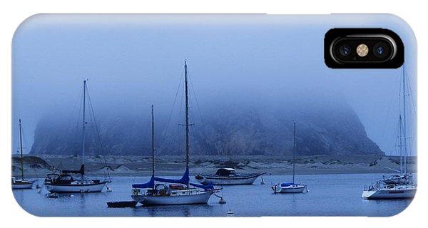 Morro Bay IPhone Case