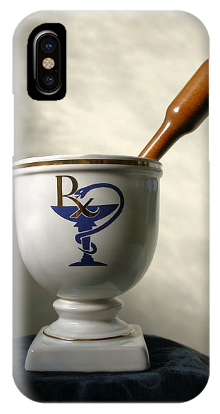 Mortar And Pestle IPhone Case